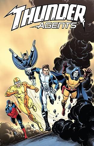 T.H.U.N.D.E.R. Agents Vol. 2