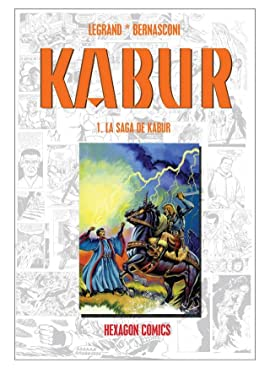KABUR Vol. 1: La Saga de Kabur