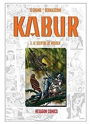 KABUR Vol. 3: Le Sceptre de Moloch