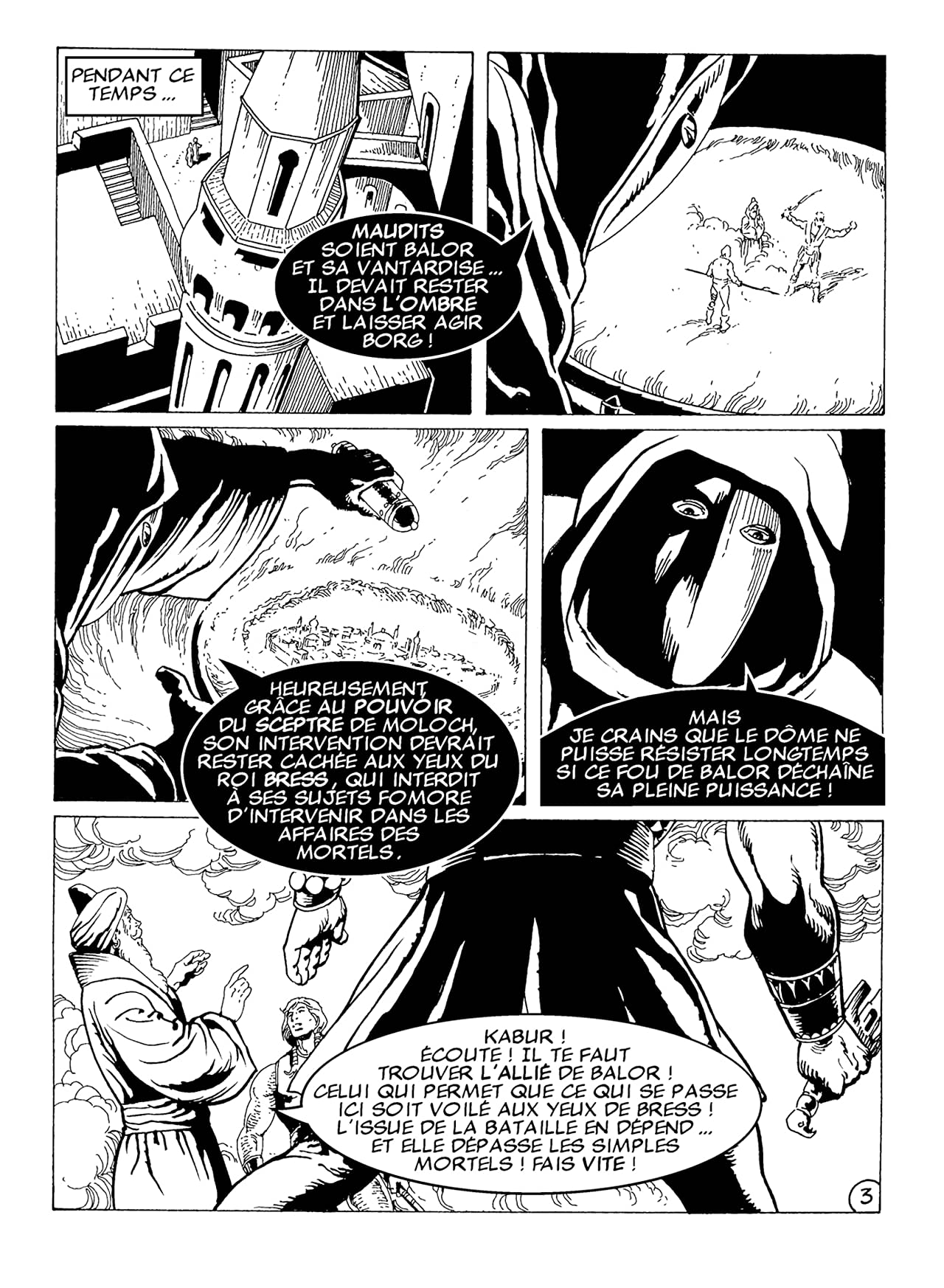 KABUR Vol. 5: La Vengeance de Shivar