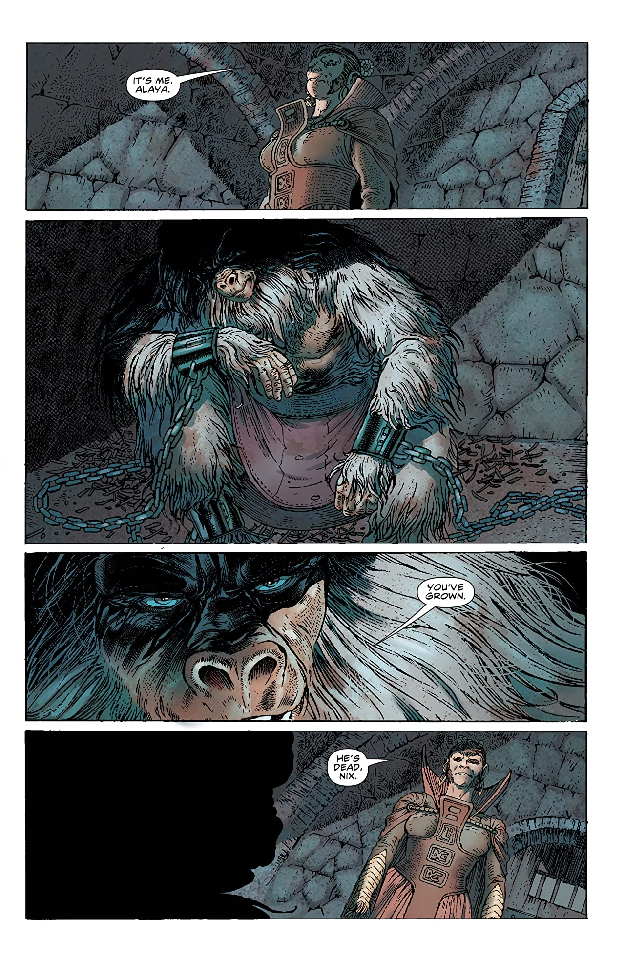 Planet of the Apes #2