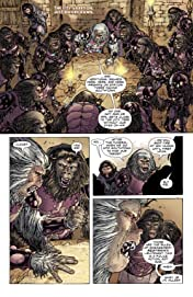 Planet of the Apes #4