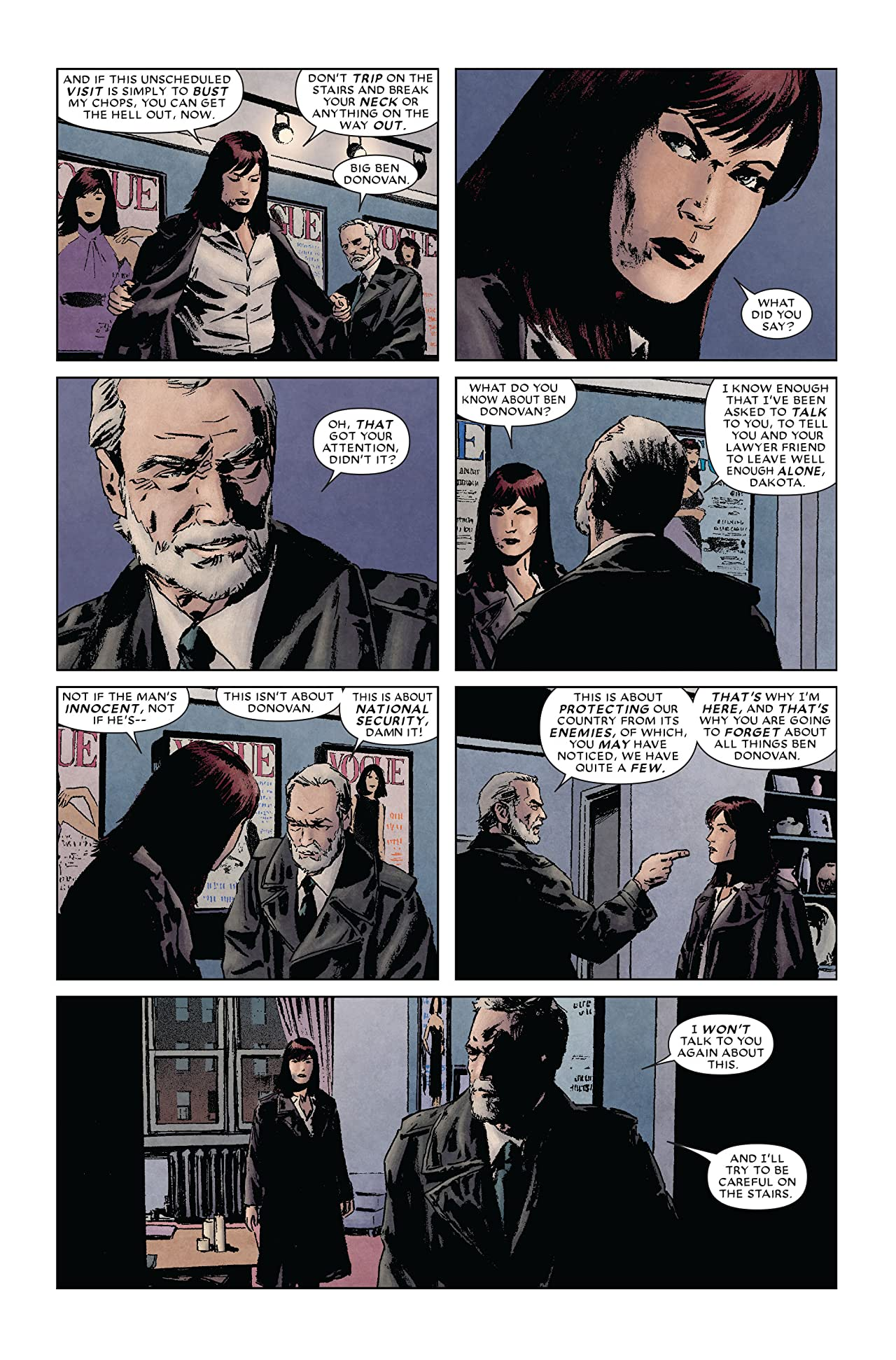 Daredevil (1998-2011) #109