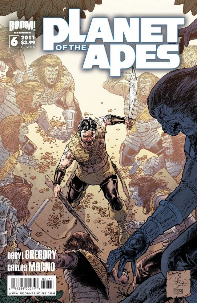 Planet of the Apes #6
