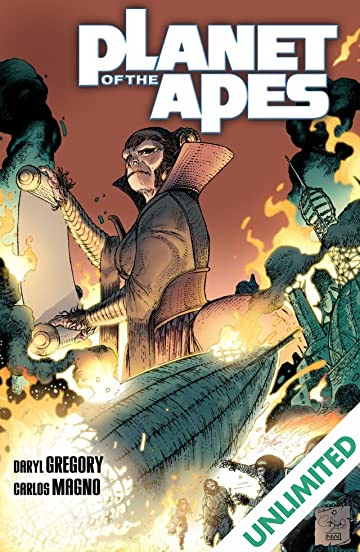 Planet of the Apes #7
