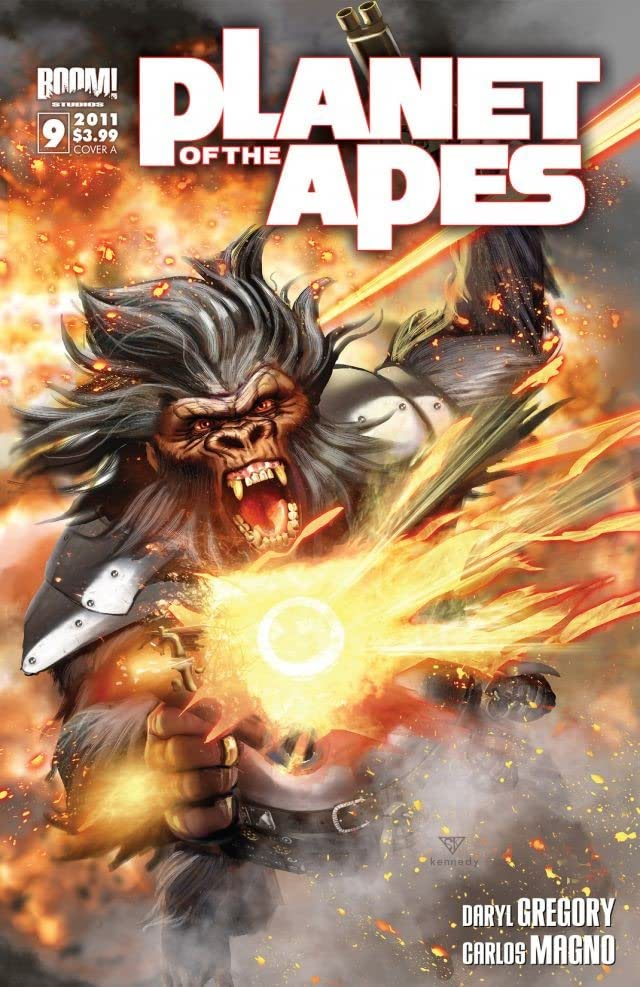 Planet of the Apes #9
