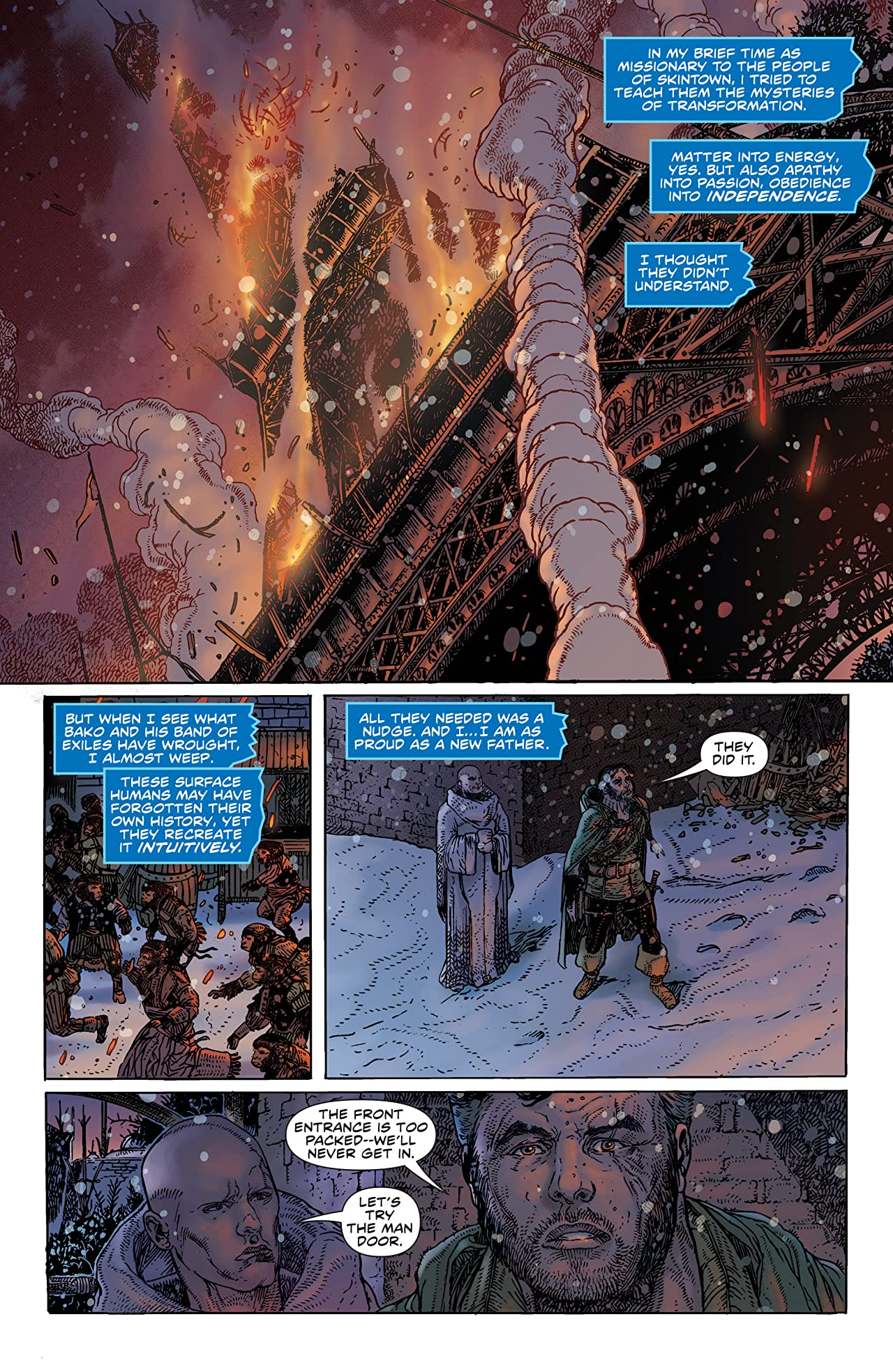 Planet of the Apes #12