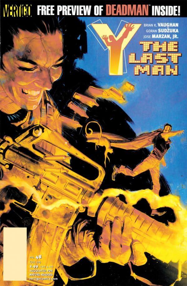 Y: The Last Man #48