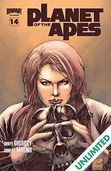 Planet of the Apes #14