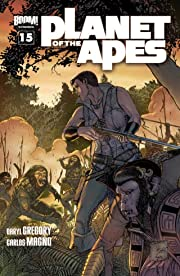 Planet of the Apes #15