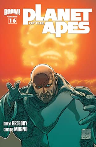 Planet of the Apes #16