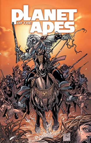 Planet of the Apes Tome 2