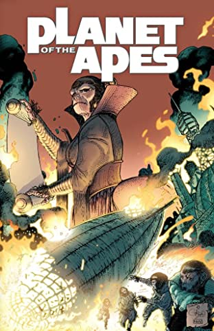 Planet of the Apes Tome 3