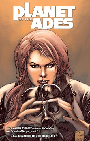 Planet of the Apes Tome 4