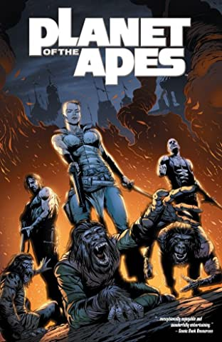 Planet of the Apes Tome 5