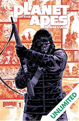 Planet of the Apes: Annual