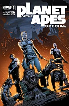 Planet of the Apes: Special
