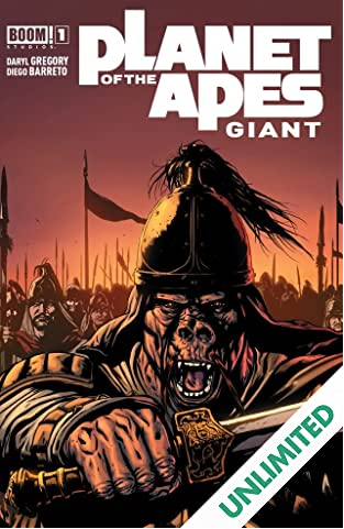 Planet of the Apes: Giant