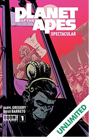 Planet of the Apes: Spectacular
