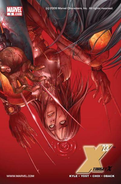 X-23: Target X #3 (of 6)