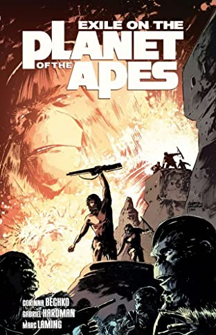 Exile on the Planet of the Apes Tome 1