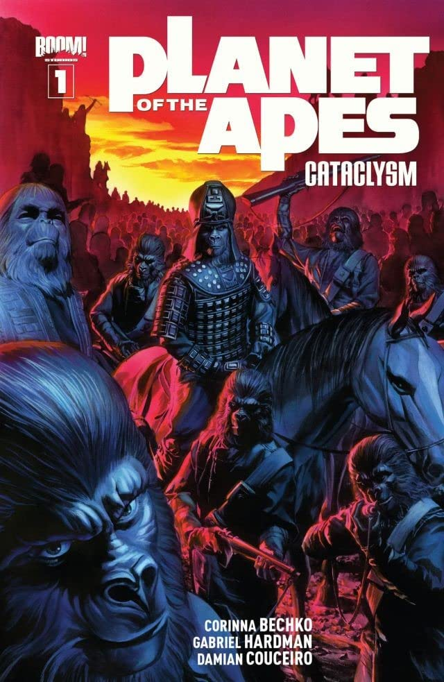 Planet of the Apes: Cataclysm #1