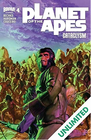 Planet of the Apes: Cataclysm #4
