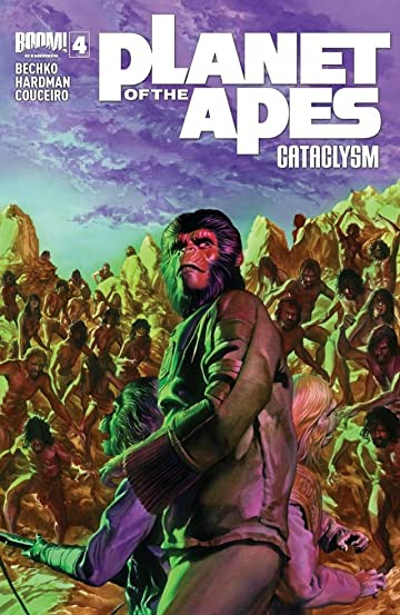 Planet of the Apes: Cataclysm No.4
