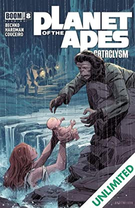 Planet of the Apes: Cataclysm #8