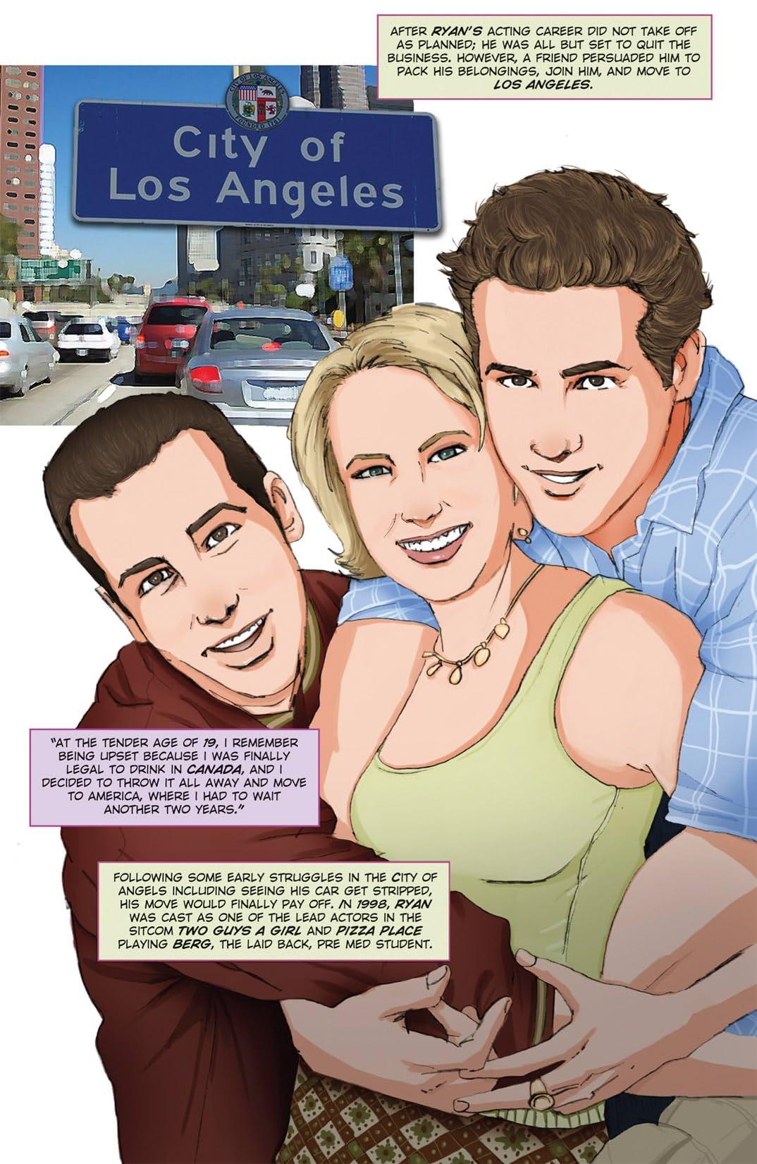 Fame: Ryan Reynolds