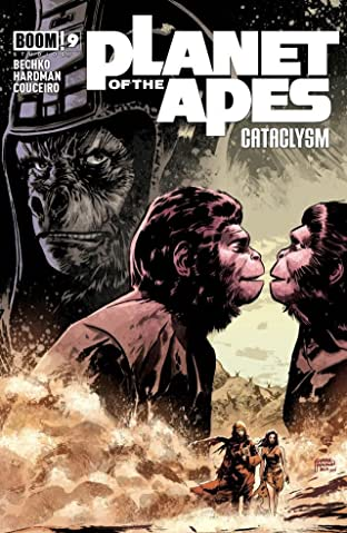 Planet of the Apes: Cataclysm #9