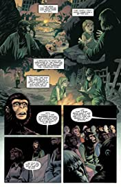 Planet of the Apes: Cataclysm #10