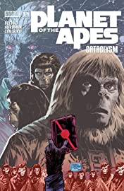 Planet of the Apes: Cataclysm #11