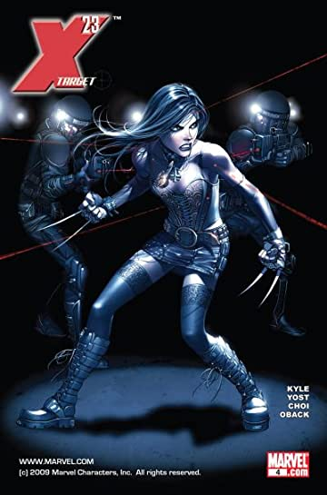 X-23: Target X #4 (of 6)
