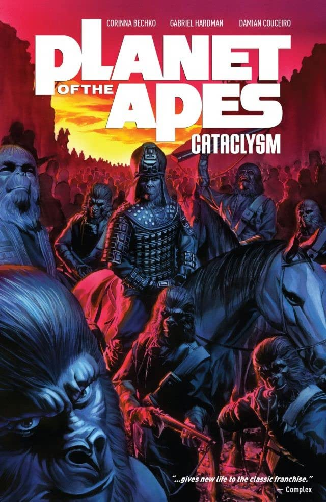 Planet of the Apes Vol. 1: Cataclysm