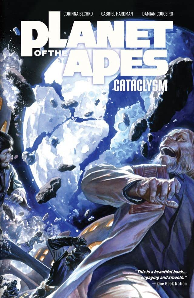 Planet of the Apes: Cataclysm Vol. 2