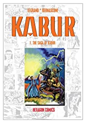 KABUR Vol. 1: The Saga of Kabur
