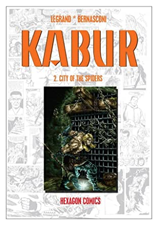 KABUR Vol. 2: City of the Spiders