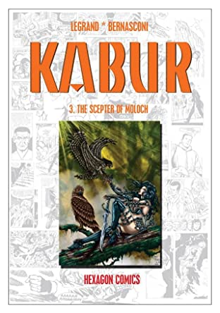 KABUR Vol. 3: The Scepter of Moloch