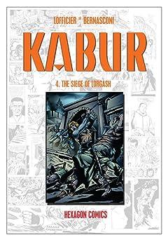 KABUR Vol. 4: The Siege of Lorgash