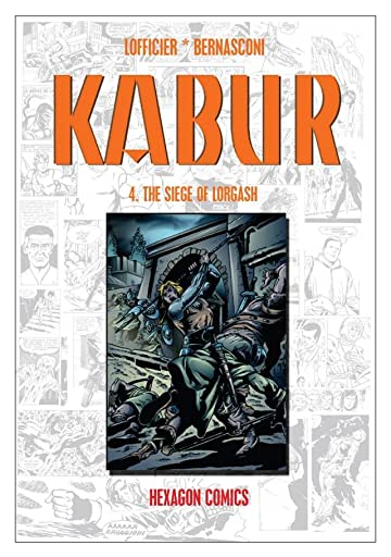 KABUR Vol. 4: The Siege of Lorgash