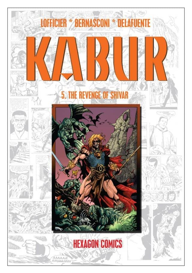 KABUR Vol. 5: The Revenge of Shivar