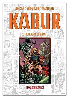 KABUR Vol. 5: The Revenge of Shivar