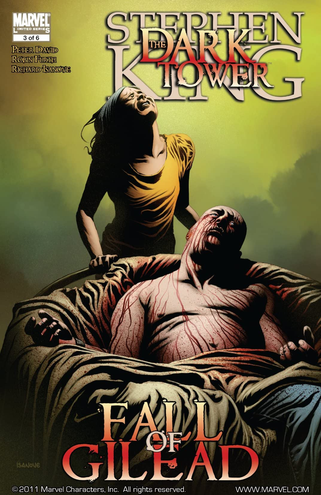 Dark Tower: The Fall of Gilead #3 (of 6)