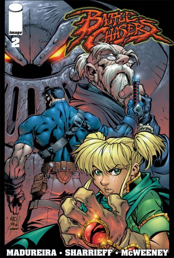 Battle Chasers #2