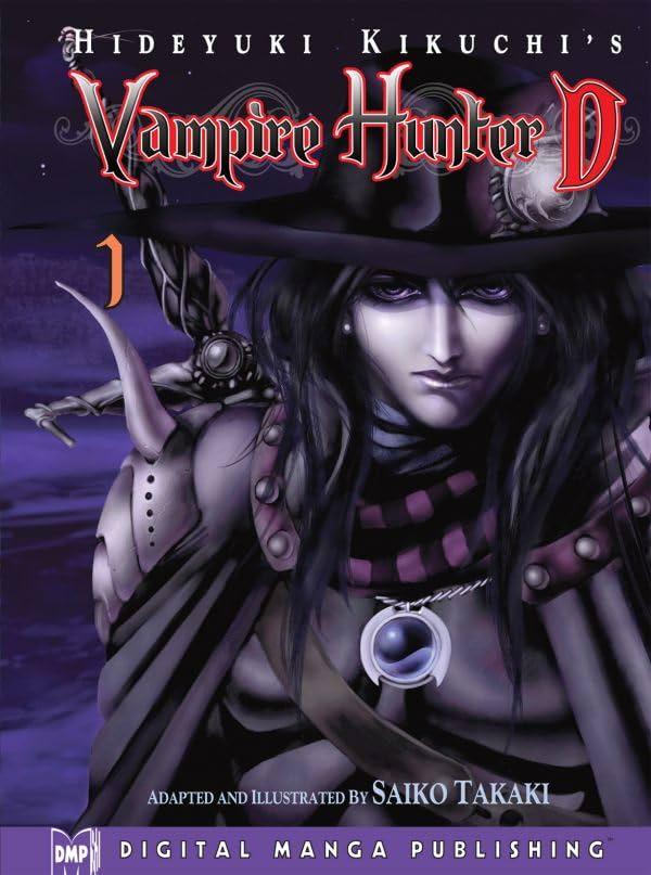 Hideyuki Kikuchi's Vampire Hunter D Vol. 1: Preview