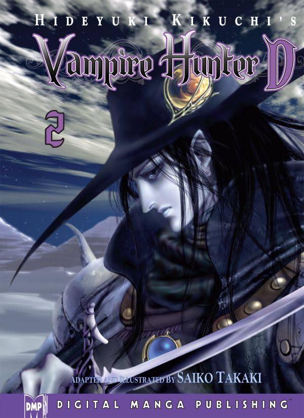 Hideyuki Kikuchi's Vampire Hunter D Vol. 2: Preview