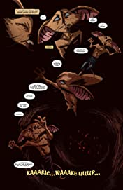 The Mice Templar Vol. 4: Legend #11