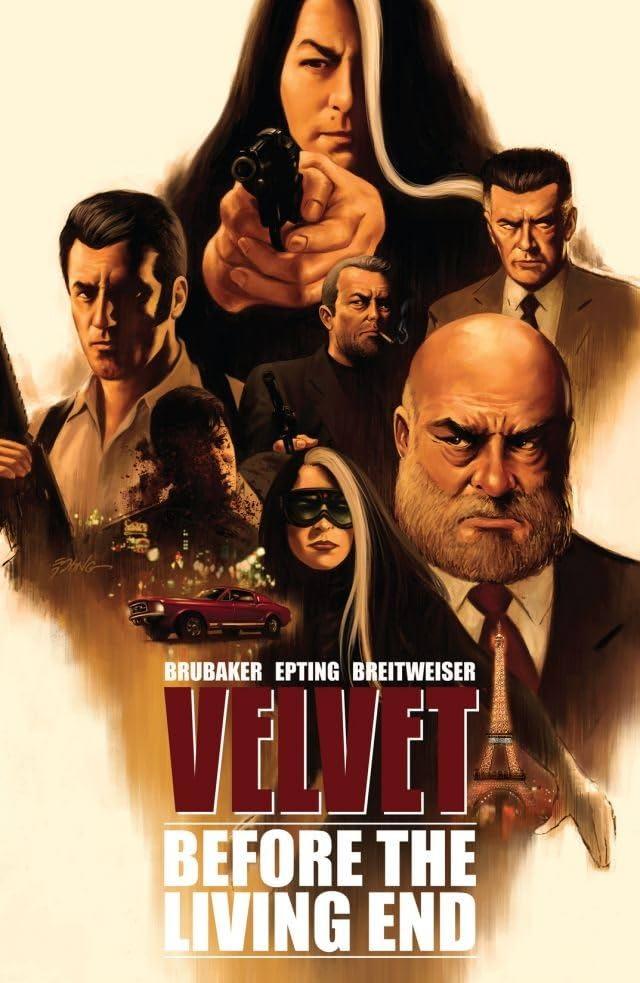 Velvet Vol. 1 - Comics by comiXology