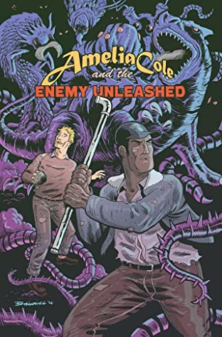 Amelia Cole #16: The Enemy Unleashed Part 4